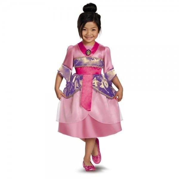 Amazon Com  Disguise Disney's Mulan Sparkle Classic Girls Costume