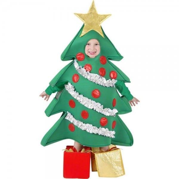 Amazon Com  Funfill Boys Christmas Tree Halloween Costume  Clothing