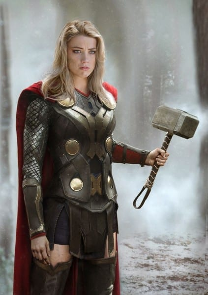 If Women Ruled The Earth – Age Of Ultron Edition  Thora