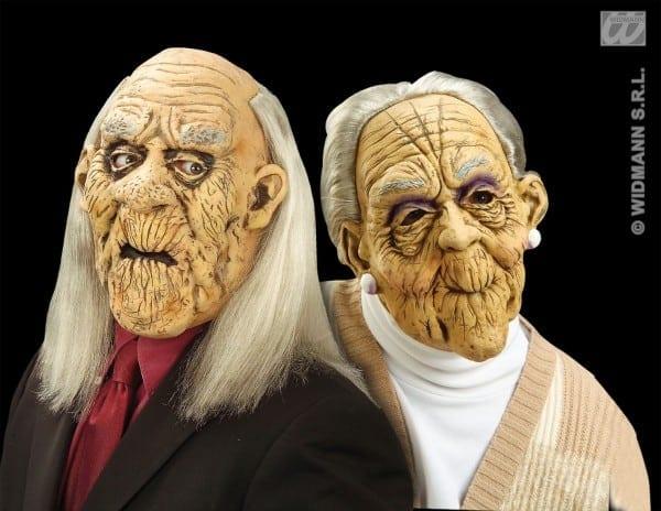 Old Man Woman
