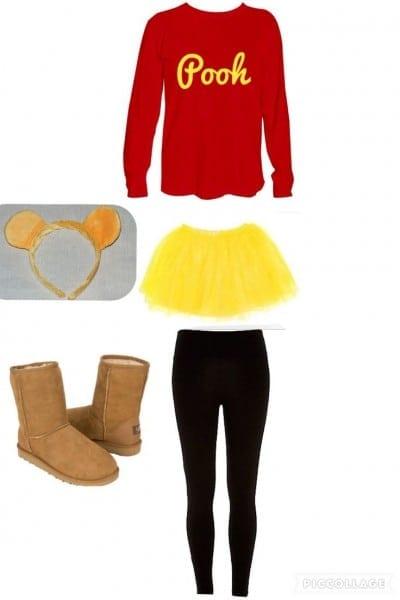Winnie The Pooh Costume ) …