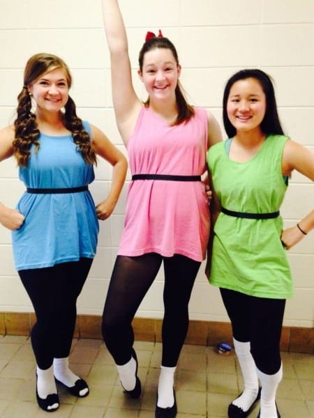 Powerpuff Girls Costumes …