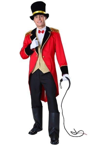 Amazon Com  Plus Size Ringmaster Costume  Clothing