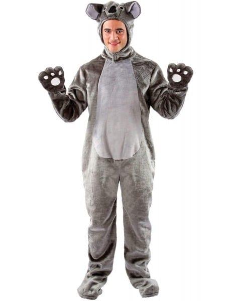 Amazon Com  Orion Costumes Mens Animal Koala Zoo Jungle Fancy