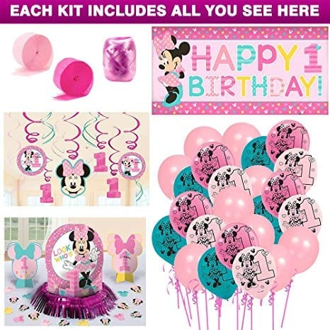 Amazon Com  Costume Supercenter Minnie Mouse 1st Birthday