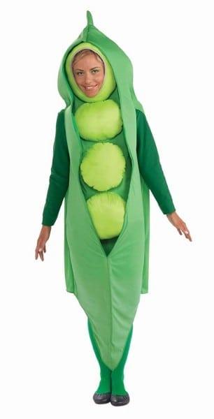Amazon Com  Forum Women's Pea Pod Costume  Clothing