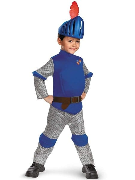 Amazon Com  Disguise Boy's Mike The Knight Deluxe Costume, 4