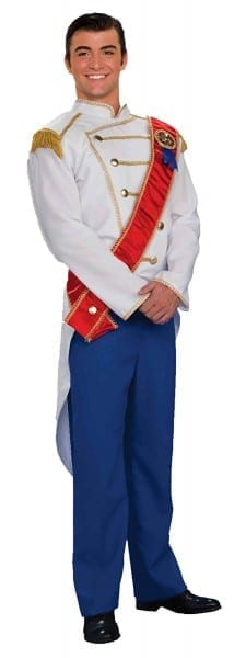 Amazon Com  Forum Fairy Tales Fashions Prince Charming Costume