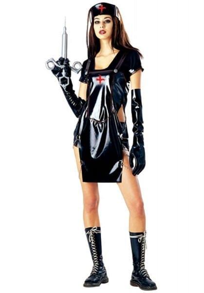 Gothic Nurse Costume