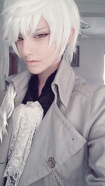 Anime Boy Cosplay