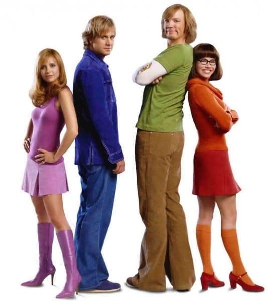 Scooby Doo Fancy Dress Costumes For Halloween
