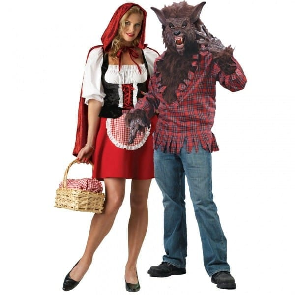 6 Cute Halloween Costumes For Couples