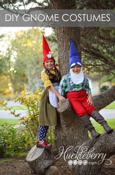 Diy Gnome Halloween Costumes