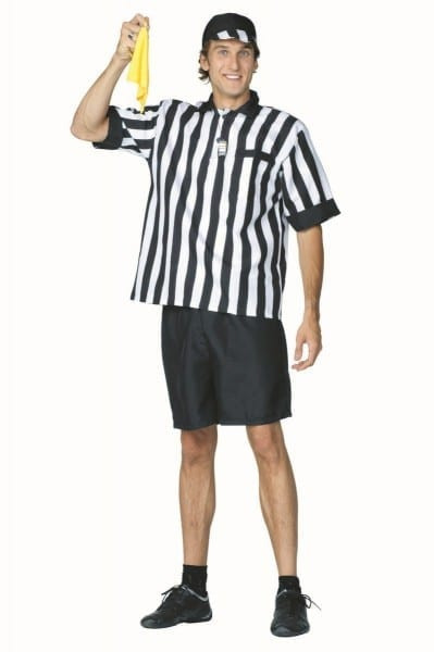 Soccer Referee Costume