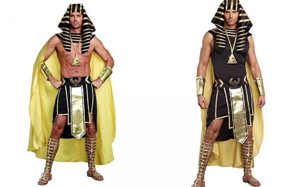 Dreamgirl King Of Egypt King Tut Ancient Adult Mens Halloween
