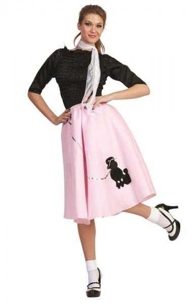 50s Dress Poodle Skirt