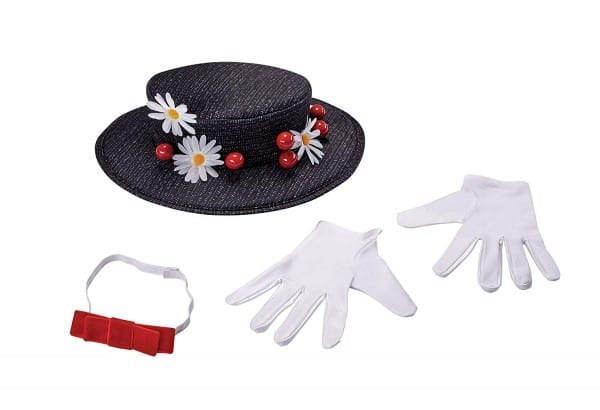 Amazon Com  Disguise Women's Mary Poppins Accessory Kit