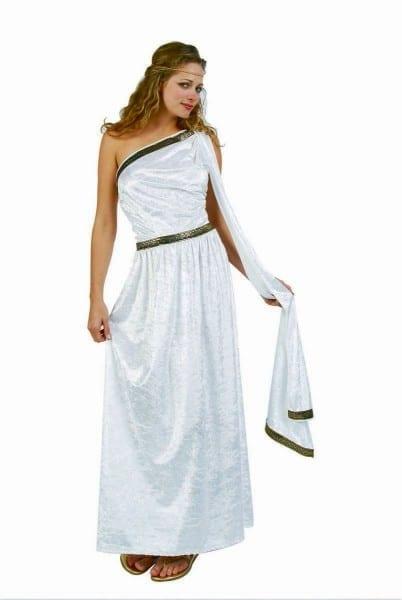 Female Toga Dress Costume