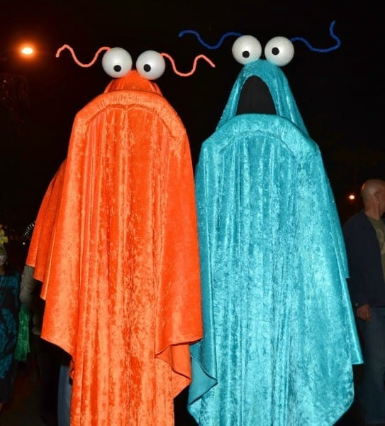 Halloween West Hollywood 2012 Yip Yip Martians From Sesame…