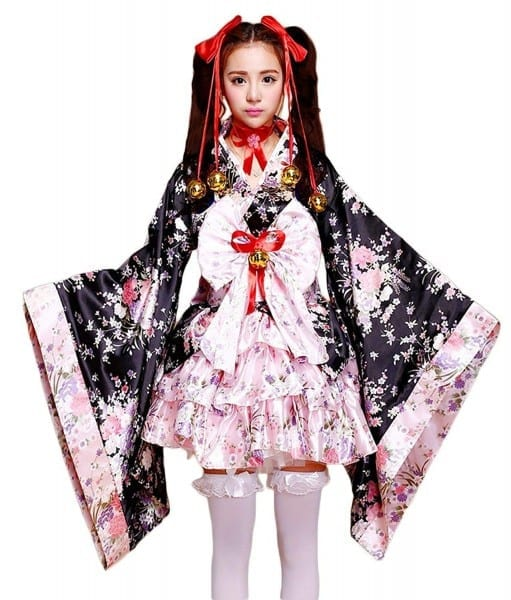 Amazon Com  Vsvo Anime Cosplay Lolita Halloween Fancy Dress