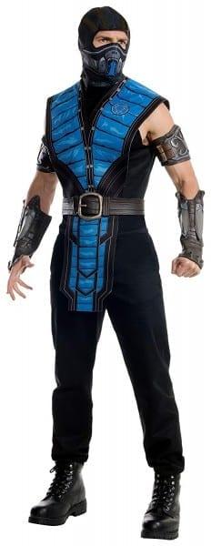 Amazon Com  Rubie's Costume Co Men's Mortal Kombat X Sub