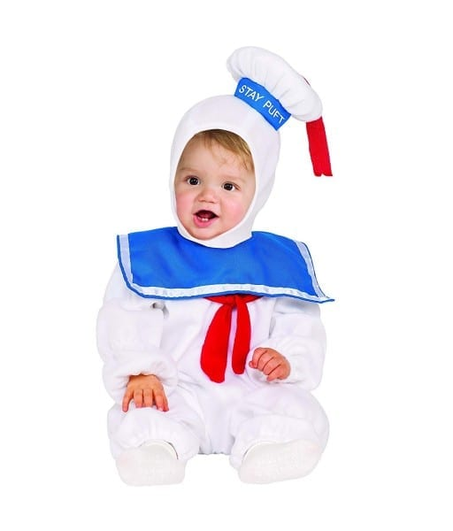 Stay Puft Marshmallow Man Toddler Costume, Ghostbusters Outfit