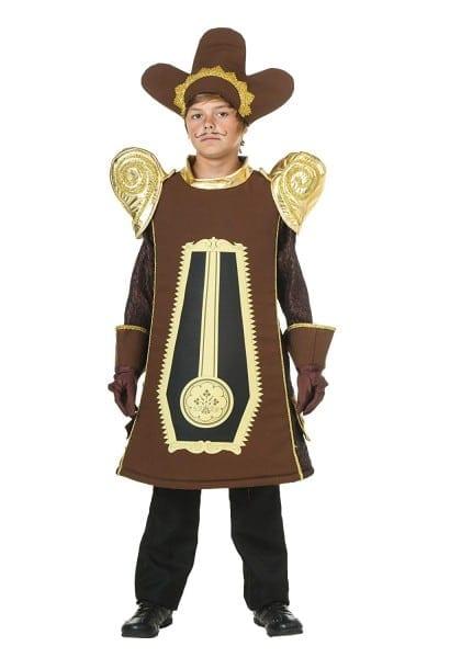 Amazon Com  Child Clock Costume