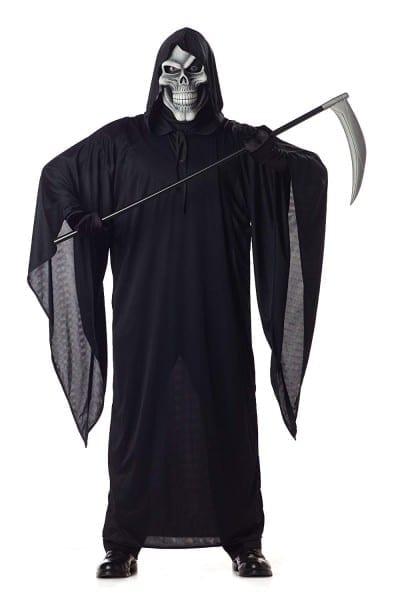 Amazon Com  California Costumes Men's Grim Reaper Costume  Clothing