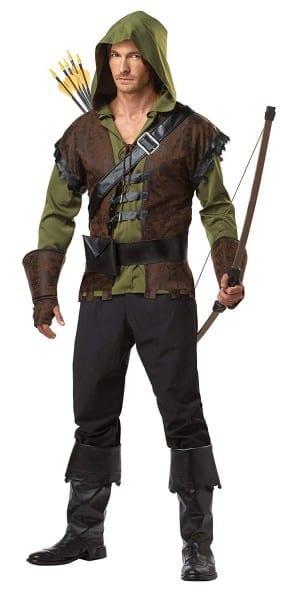 Amazon Com  California Costumes Men's Robin Hood Costume  Clothing
