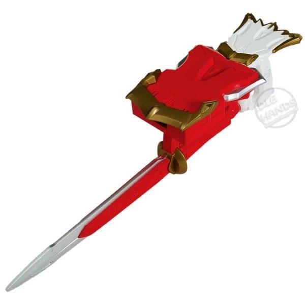 Bandai Power Rangers Megaforce Dragon Sword And Phoenix Sh…