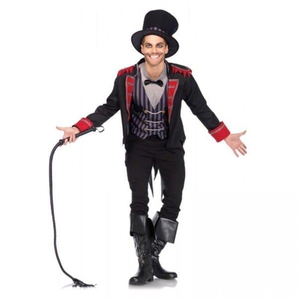 Sinister Ringmaster Mens Circus Costume