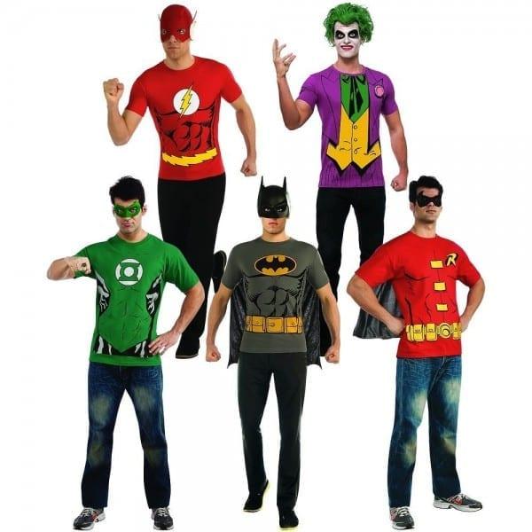 Easy Superhero Costumes For Men Adult T