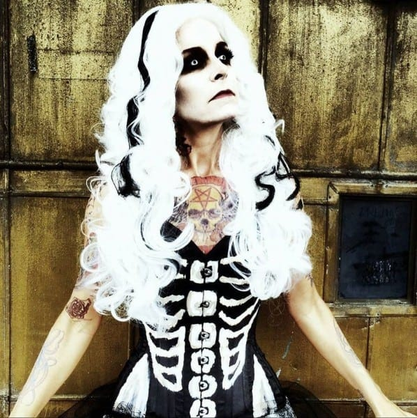 Sheri Moon Reprising Living Dead Girl In Rob Zombie's New Music