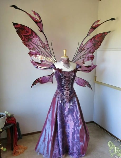 Dress Made By Fancy Fairy Wings Things