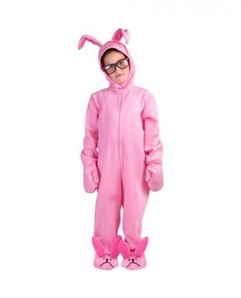 A Christmas Story Ralphie's Bunny Suit Child Costume