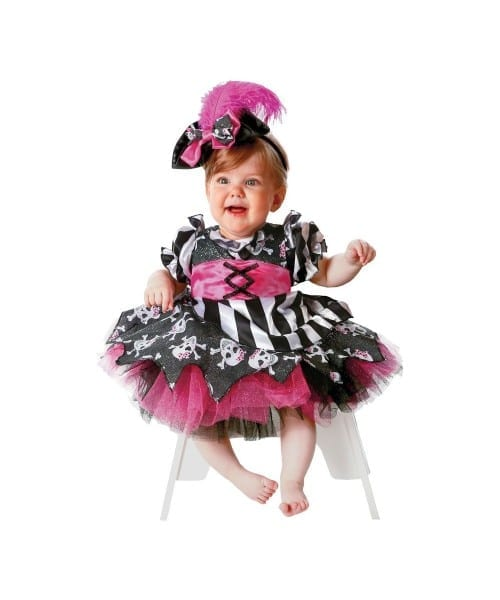 Abigail Pirate Baby  Toddler Costume