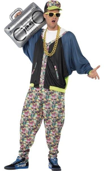 Old School Hip Hop Costume!