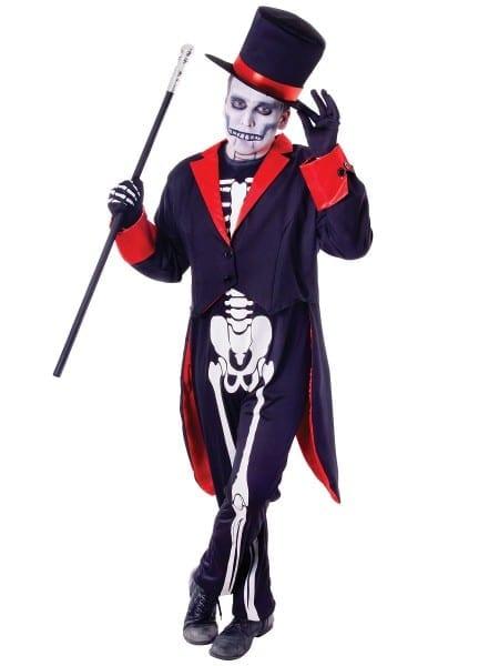 Adult Mr Bone Jangles Costume