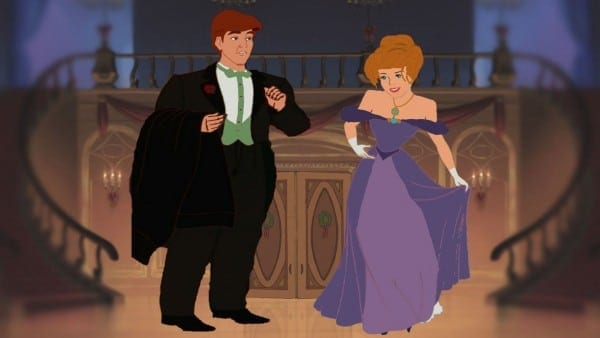 Adult Peter Pan And Jane At A Party By Azulalover1 On Deviantart