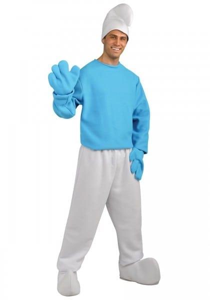 Smurf Halloween Costume