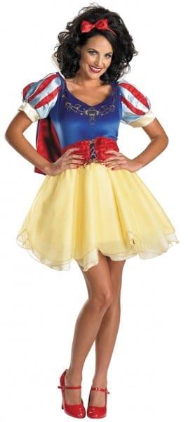 Snow White Costumes (for Men, Women, Kids)