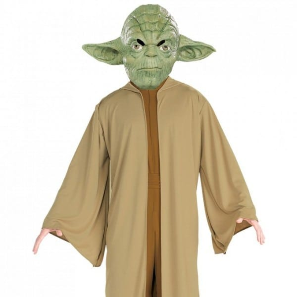 Adult Master Yoda Costume