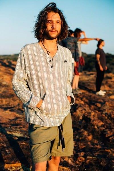 Hippie Hairstyles For Men