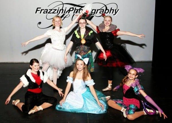 Alice In Wonderland Ballet Costumes By Dragonariaes On Deviantart