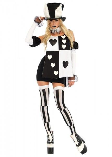 Alice In Wonderland White Rabbit Women Costume