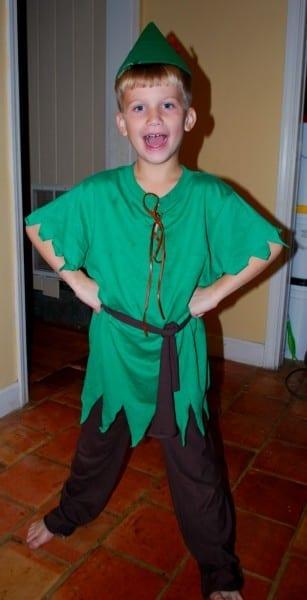 36 Homemade Fairy Tale Costumes, Diy Handmade Kids Robin Hood And