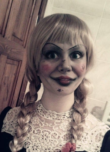 Annabelle From The Conjuringannabelle Disguise Cosplay Costumes