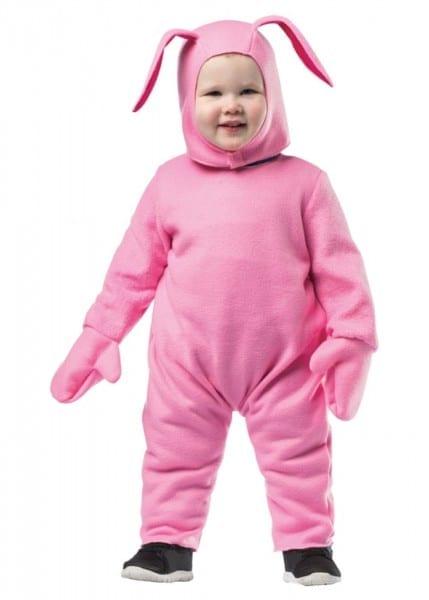 Baby Boy Christmas Story Bunny Costume