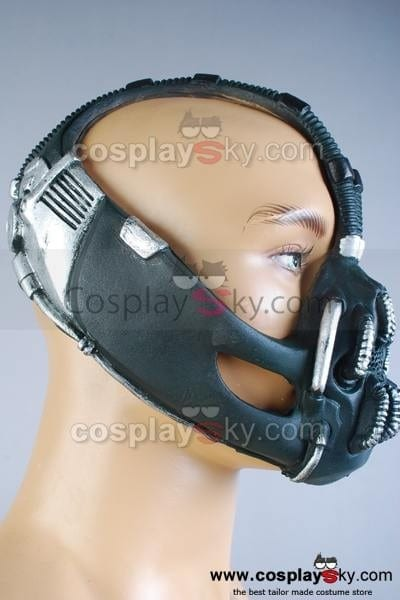 Bane Mask Replica For Batman The Dark Knight Rises Costume Prop