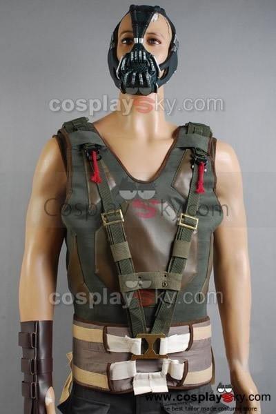 Batman The Dark Knight Rises Bane Tactical Vest For Costume